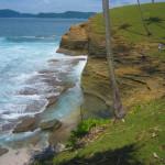 Indahnya batu karang di sisi pulau Bunta (M Iqbal/SeputarAceh.com)