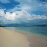 Pantai Bunta memuaskan mata memandang (M Iqbal/SeputarAceh.com)