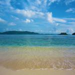 Gugusan pulau di sekitar pantai (M Iqbal/SeputarAceh.com)