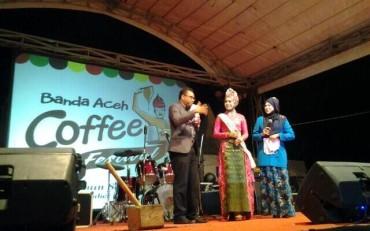 Pembukaan Banda Aceh Coffee Festival Berlangsung Meriah