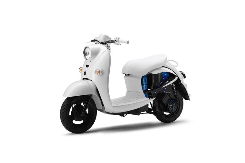 Motor listri ENVINO dari Yamaha