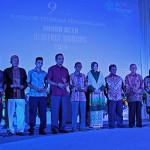 Foto bersama para insan penerima penghargaan Banda Aceh Heritage Award 2014 (Foto M Iqbal/SeputarAceh.com)