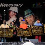 Plh Walikota Banda Aceh beserta Konsulat Amerika Serikat foto bersama Grup Hip Hop Very Necessary (Foto M Iqbal/SeputarAceh.com)