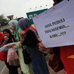 Saya Peduli thalassemia, kamu (Foto M Iqbal/SeputarAceh.com)