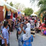 Suasana pekan kreatif Banda Aceh 2014 (Foto M Iqbal/SeputarAceh.com)