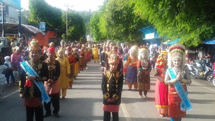 Pawai Budaya Festival Sabang Fair / @SabangFairFest