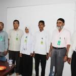 Foto bersama siswa SMK ASD Foundation dengan pihak ASD Cooperative (Foto IST)