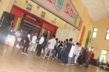 Anak Muda Tapaktuan Hamburkan Hiphop