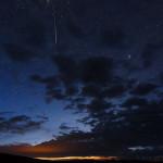 Meteor Perseid (Foto Jeffrey Sullivan)