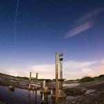 Meteor Perseid (Foto Mark Chance)