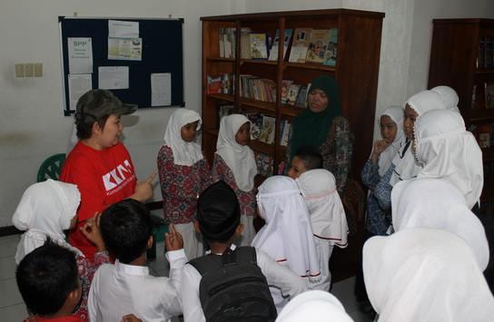Rumah Baca Indonesia ke-22 di Bireuen