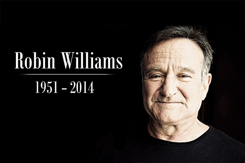 Robin Williams 1951-2014. (blogstockphoto.com)