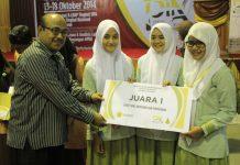 SMA Labschool Unsyiah Juara 1 Cerdas Cermat Akuntansi dan Perpajakan (IST)