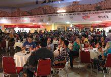 BACF 2014 Angkat Sanger Sebagai Minuman Tradisional Aceh