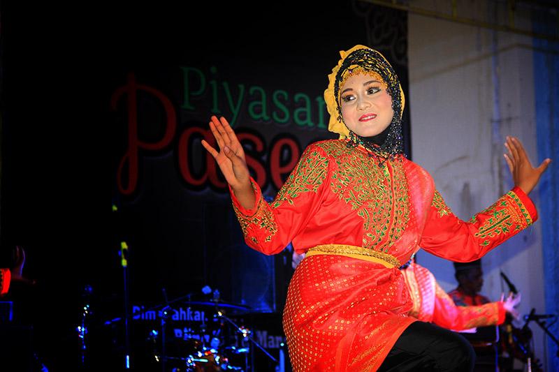 Pagelaran Seni dan Budaya Hadir Lagi di Taman Sulthanah Safituddin