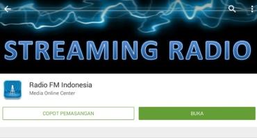 Aplikasi Radio Android Buatan Anak Aceh