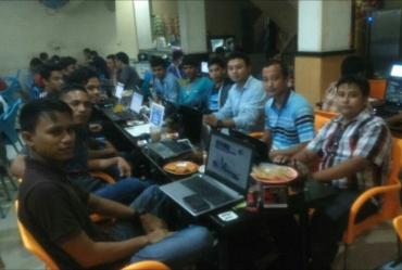 Jalin Silaturrahmi, Komunitas Blogger Aceh Gelar Kopdar