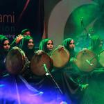 Grup musik Moritza tampil membawakan musik etnik Aceh di acara #10thnTsunami (Foto M Iqbal/SeputarAceh.com)