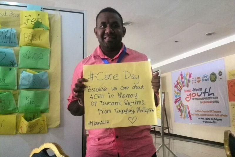 Peringati #10thnTsunami, Lintas Komunitas Aceh Gelar 'Care Day'
