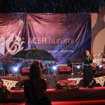 Liza Aulia tampil di malam terakhir di panggung apresiasi seni #10thnTsunami (Foto M Iqbal/SeputarAceh.com)
