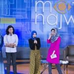 Najwa berinteraksi dengan mahasiswa (Foto M Iqbal/SeputarAceh.com)