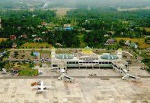 Bandara Sultan Iskandar Muda Aceh (Foto kiki_sbg)
