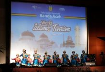 Banda Aceh World Islamic Tourism (Foto @gembolransel)