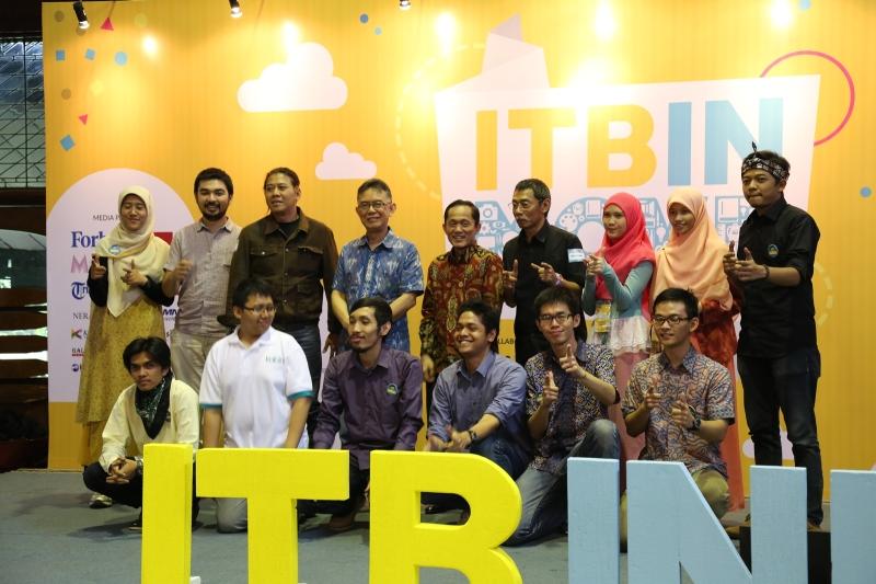 Foto Bersama Perwakilan Kolaborator dan Innovator di ITB Innovators Expo 2015 (2)