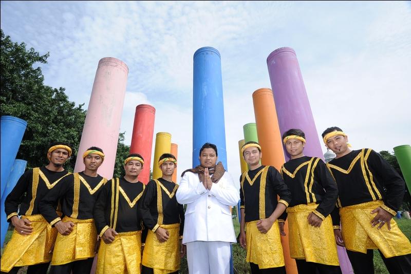 Foto Tangke Band (IST)