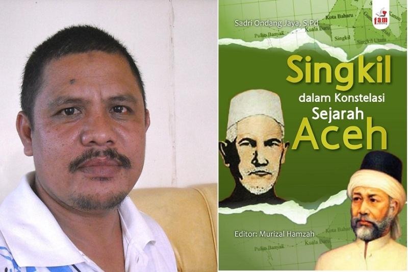 Sadri Ondang Jaya, Putra Aceh Singkil (IST)