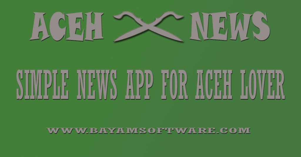 Aceh News App