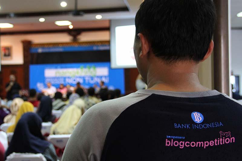 Kompasiana juga mengadakan lomba Blog Competition (Foto M Iqbal/SeputarAceh.com)