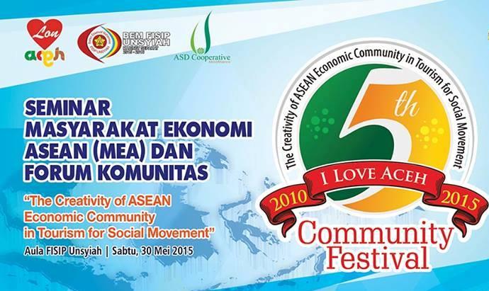 Community Festival 2015 - Seminar MEA dan Forum Komunitas