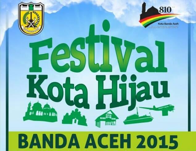 Festival Kota Hijau Banda Aceh_2015
