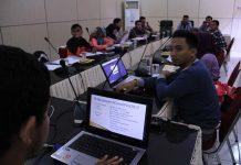 Peserta mengikuti tehnical meeting (Foto M Iqbal/SeputarAceh.com)