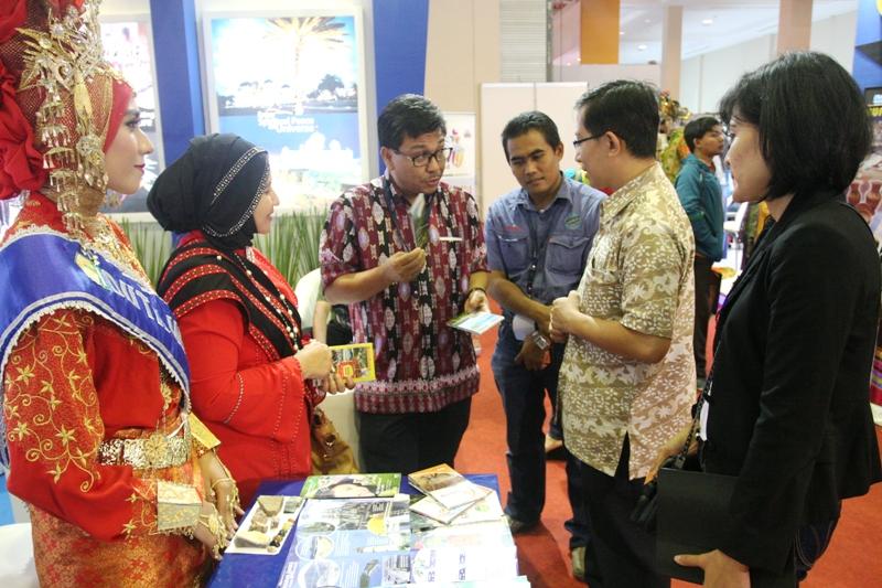 Provinsi Aceh ikut serta dalam Gebyar Wisata dan Budaya Nusantara 2015 (2)