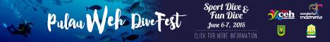 Pulau Weh Dive Festival 2015