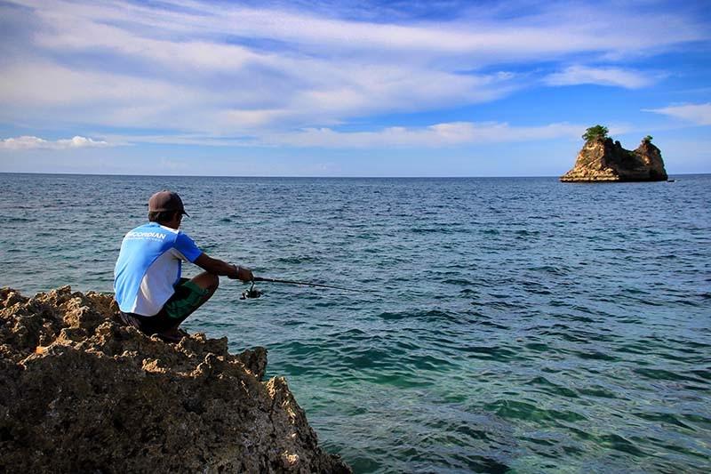 Foto Berwisata ke Pantai Ujong Batee Kapai Ramanyang