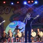 Meurandeh Band dari Sabang tampil di panggung hiburan rakyat Festival Sabang Fair (Foto M Iqbal/SeputarAceh.com)