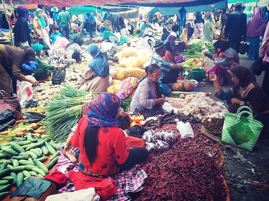Pasar Tradisional Simpang Balek