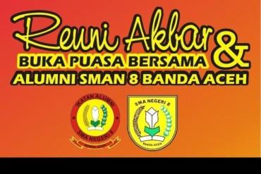 SMAN 8 Banda Aceh Akan Gelar Reuni Akbar