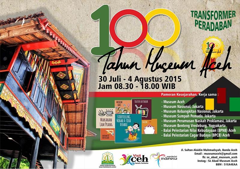 100 tahun Museum Aceh