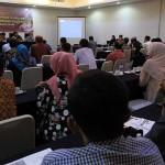 Sejumlah peserta mengikuti workshop seminar Pengembangan Destinasi Wisata Sejarah dan Religi (Foto M Iqbal/SeputarAceh.com)