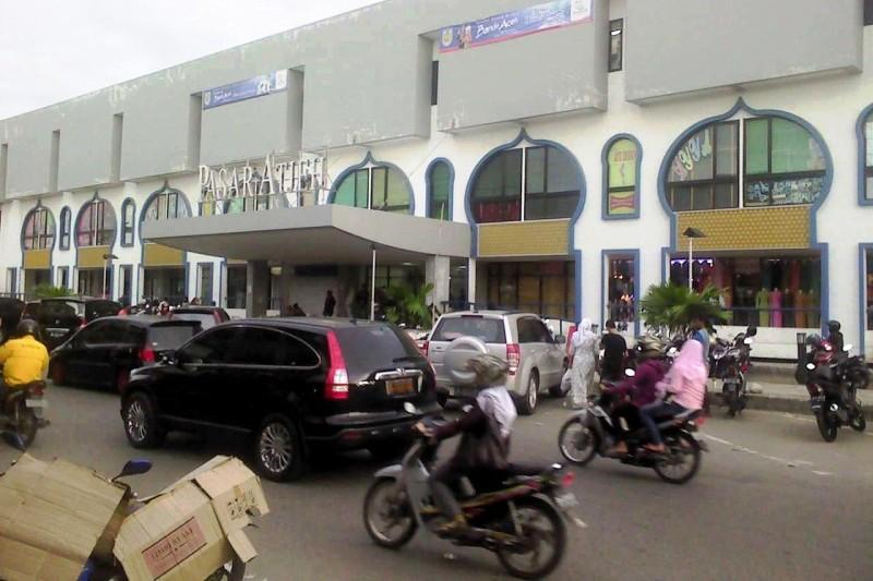 Pasar_Atjeh Banda Aceh