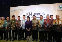 Aceh Terima JKN Award 2014 (Foto beritajakarta.com)