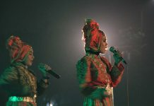 Penampilan Vocal Group Sabang acara Eksibisi Taman Sulthanah Safiatuddin, Banda Aceh (Foto M Iqbal/SeputarAceh.com)