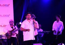Penyanyi Jazz Indonesia, dr Tompi tampil dalam konser Jazz In Town MLD Spot di Ballroom Hermes Hotel, Banda Aceh (Foto M Iqbal/SeputarAceh.com)