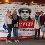 Photo both konser Jazz In Town MLD Spot di Hermes Hotel, Banda Aceh (Foto M Iqbal/SeputarAceh.com)