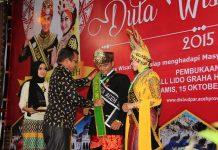 Pembukaan Duta Wisata Aceh 2014 di Lido Graha (Foto Wanda Haris Purnama))