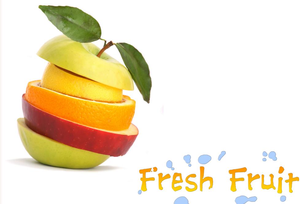 buah buahan segar